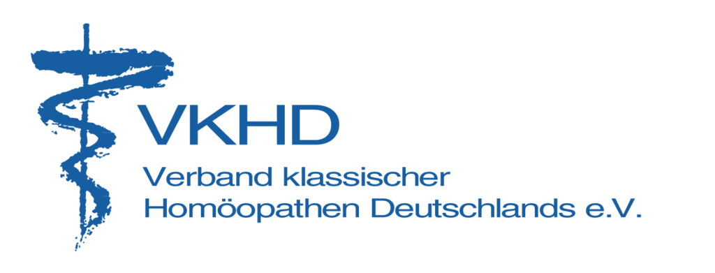 Logo VKHD (Verband klassicher Hömöopathen Deutschlads e.V.